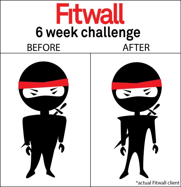 ninja b4 after